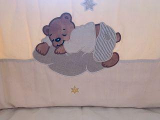 Conjunto cama Bebé!