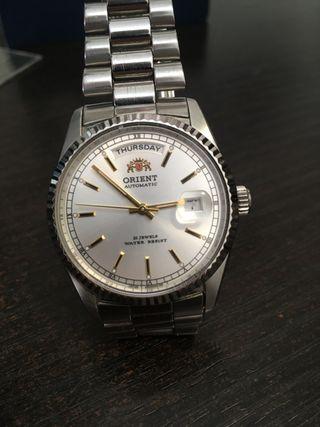 Reloj Orient President
