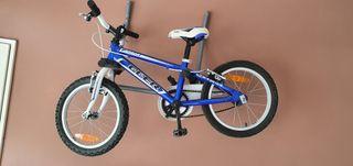 "Bicicleta 16"" niño"