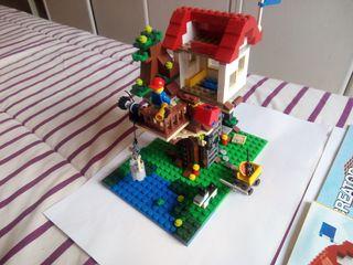 Lego Creator 31078 - Casa del árbol