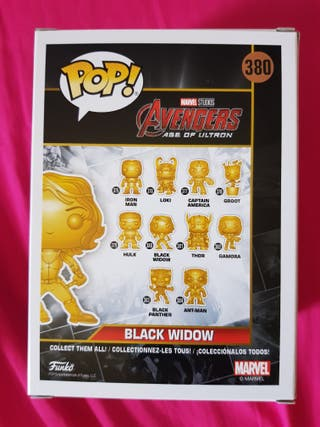 Funko Black widow