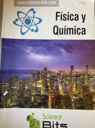 Libro Science Bits Física y Química 3 eso