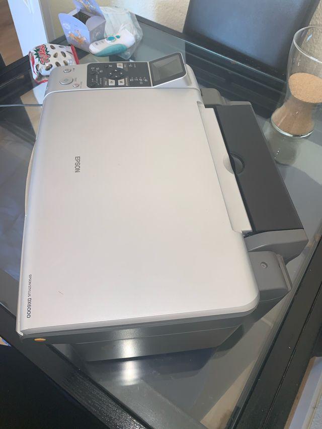 Impresora/Escáner Epson