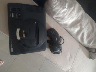 Sega Mega Drive 16-bit