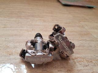 pedales automáticos Shimano spd pd-m520