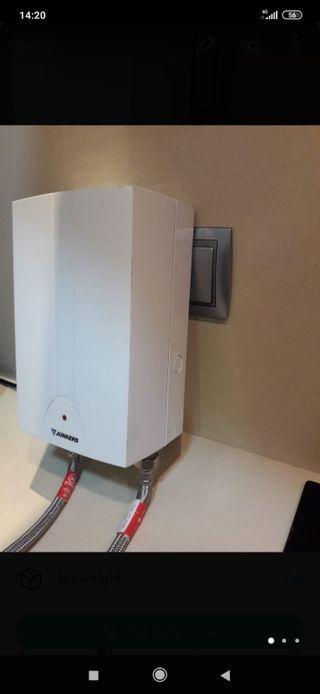 Calentador eléctrico instantáneo NUEVO