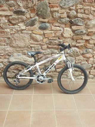 "Bicicleta MTB niño 20"""