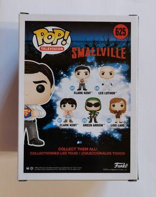 DC Funko Pop Superman - Clark Kent Smallville