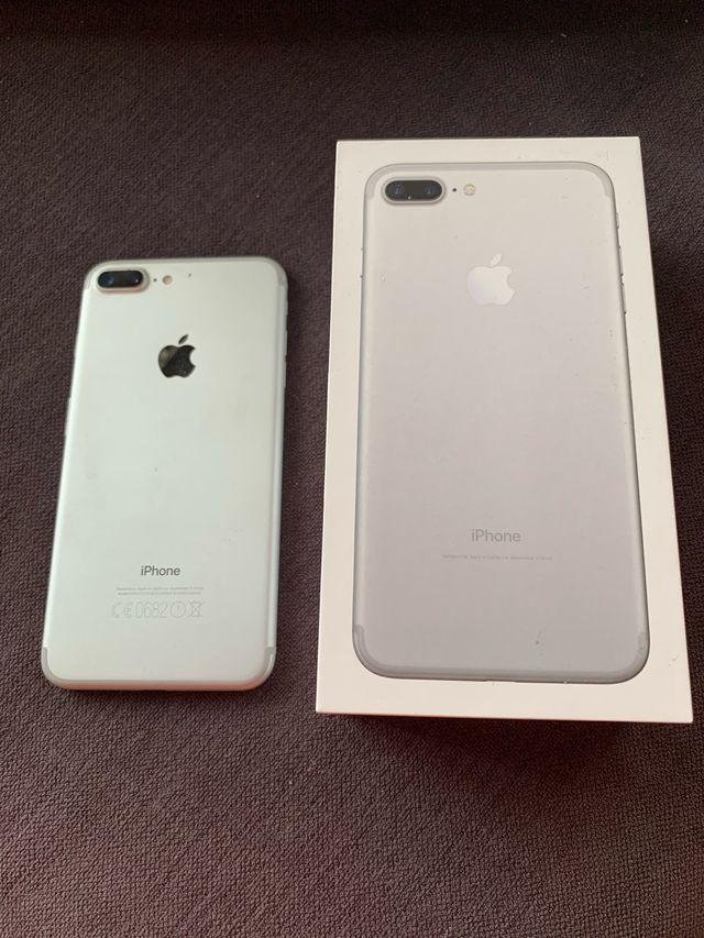 iPhone 7 Plus blanco 32GB
