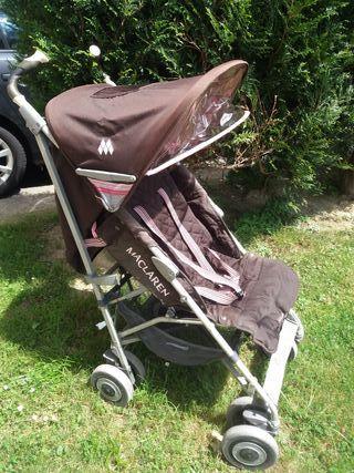 silla paseo Maclaren XL