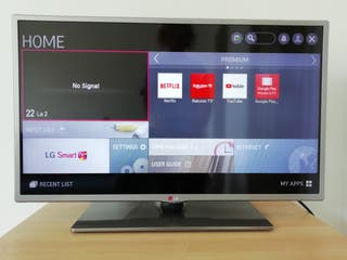 LV Smart TV. 32 pulgadas