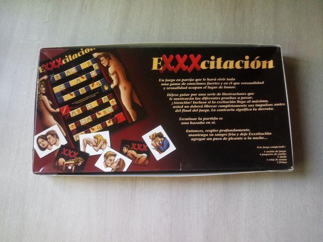 Juego EXXXcitación