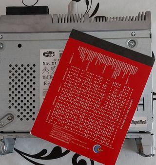 Navegador smeg iv2 y pantalla táctil C5