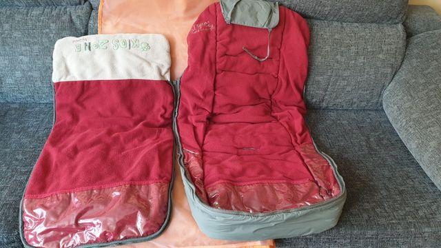 Saco para silla de bebé