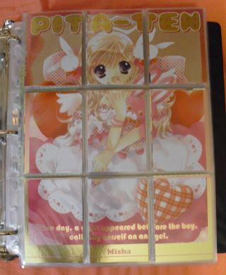 Pita-Ten Trading Cards
