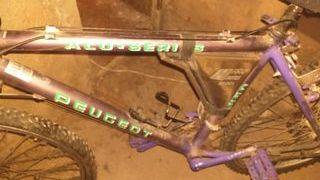 bicicleta marca peugeot 21 velocidades en perfecto