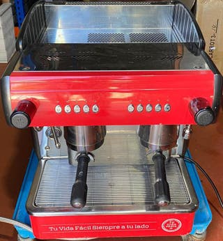 Cafetera industrial 2 grupos para Hostelería