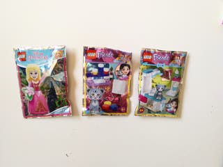 LEGO Friends+LEGO Disney Princess (figuras)