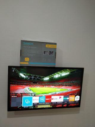 TELEVISOR SAMSUNG 32 PULGADAS SMART TV