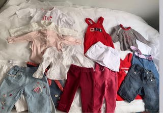 Lote ropa bebé 3/6 meses