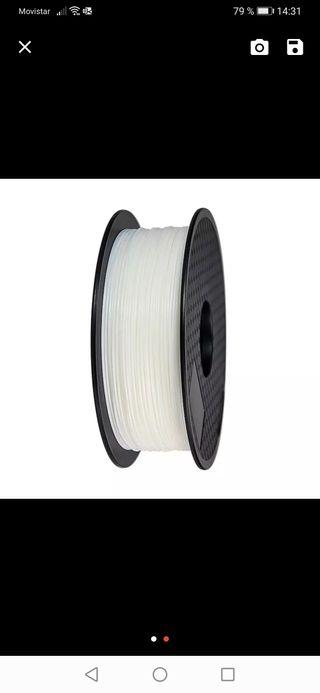 Filamento PETG impresora 3d