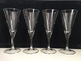 Copas de coctel cristal