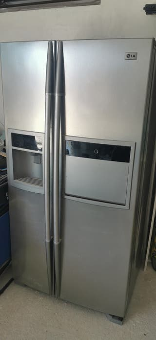 frigorífico americano+Vitro