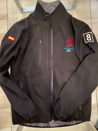 Cortavientos Olimpiadas 92' Bandera España