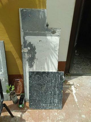 trozos de marmol