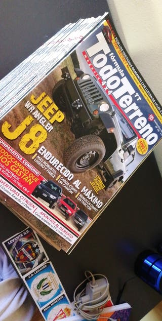 revistas 4x4