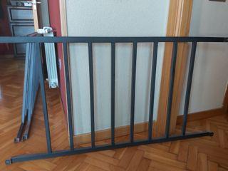Rejas de hierro para ventana