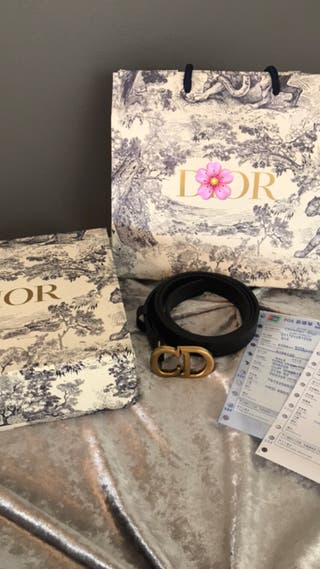Dior belt