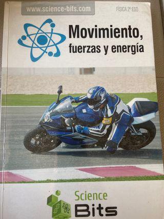 Libro Science Bits Física 2 eso