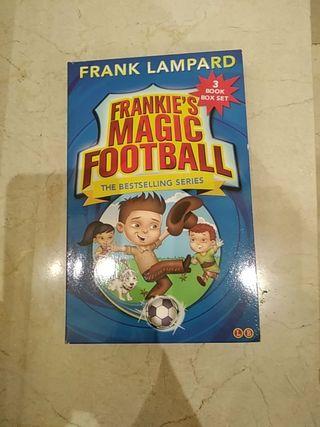 Frankie's Magic Football Libros en inglés