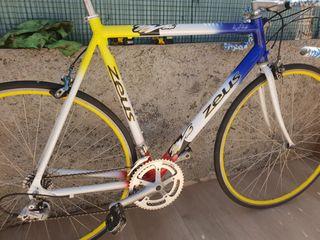 Bicicleta carretera Zeus T58