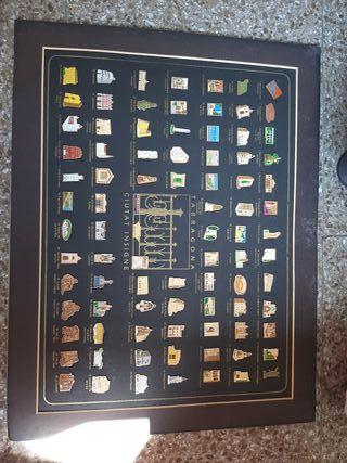 coleccion pins tarragona