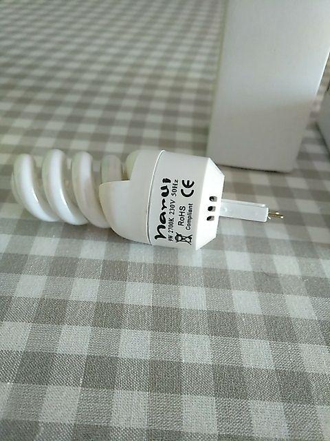 bombillas tipo G9 bajo consumo