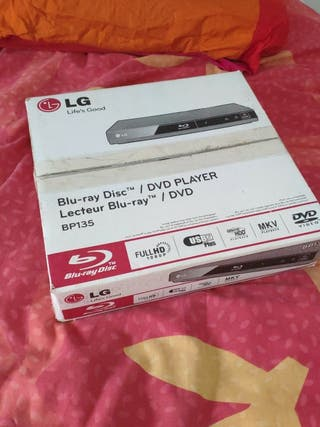 blueray LG BP135 casi nuevo