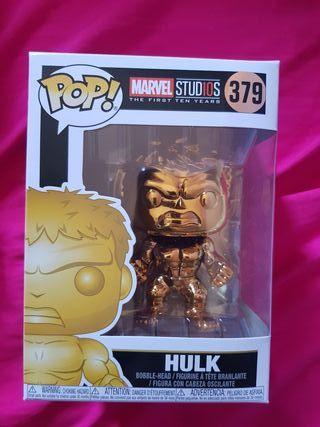 Funko hulk de marvel