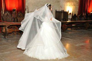300 € vestido de novia