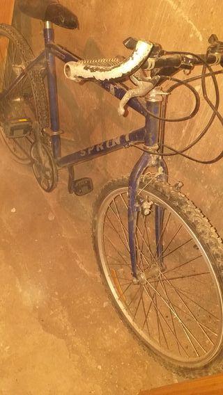 bicicleta de montaña 18 velocidades