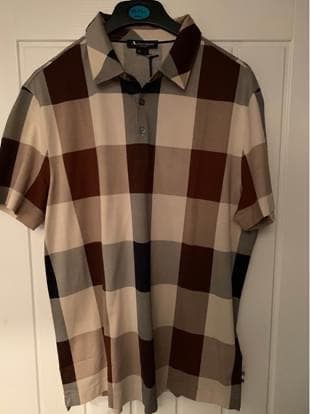 Aquascutum polo shirt