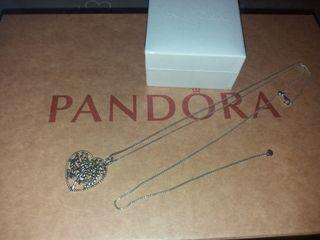Colgante árbol de amor Pandora