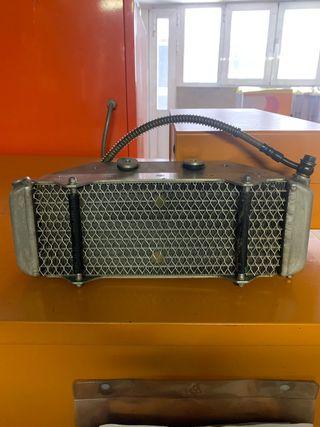 Radiador pit bike buccimoto
