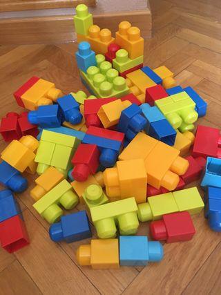 Megabloks 84 piezas