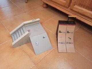Rampas Tech Deck