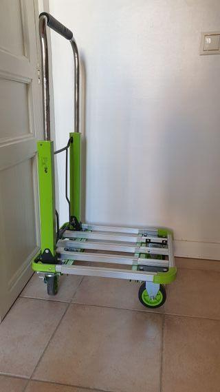 Carro plataforma - carretilla