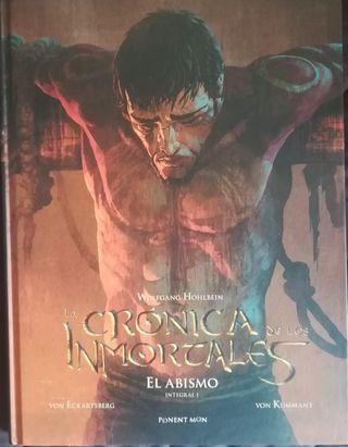 Crónicas de los inmortales