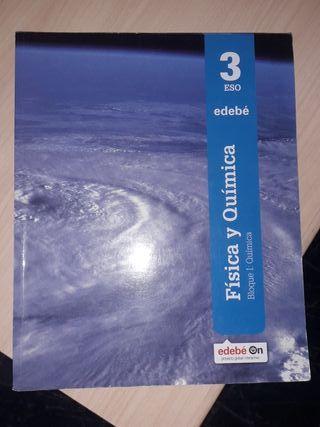 Libros física y química 3°ESO