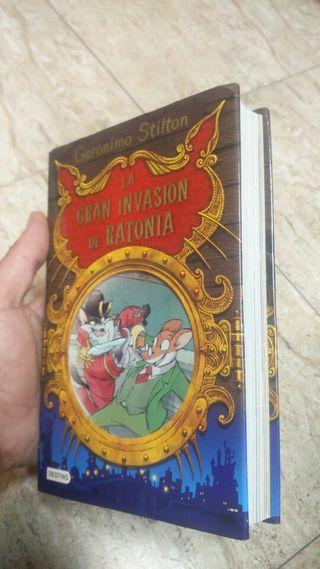 Libro de GERONIMO STILTON